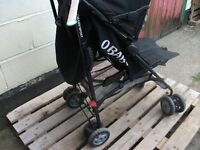 OBaby Pushchair pram stroller very good condition delivery available