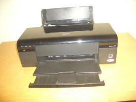 Epson Stylus D120 Ultra Fast Printer With Individual Ink Cartridges