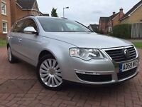 *12 MONTHS WARRANTY*9 SERVICE HISTORY STAMPS*2009(59)VW PASSAT 2.0 TDI CR HIGHLINE ESTATE ONLY 82K*