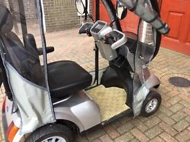 TGA. BREEZE. S4 MOBILITY SCOOTER