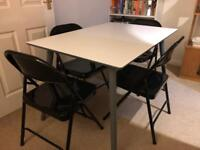 House by John Lewis Luna Kitchen Table and four chairs