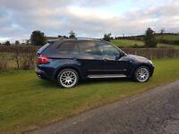 BMW X5 E70 3.0D AUTO 7 SEATER MINT