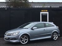 ★ 2008 VAUXHALL ASTRA 1.9 CDTi SRi + EXTERIOR PACK + X PACK + DIESEL + 18'' PENTA ALLOYS ★