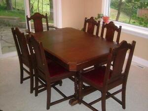 Krug Bros Dining Room Suite Dining Tables And Sets City Of Toronto Kijiji