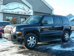 2008 Jeep Patriot NORTH SPORT 4X4 COMPASS CR-V RAV4 XTRAIL