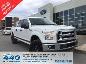2017 Ford F-150 XLT | 3.5L ECOBOOST V6, MAGS 20