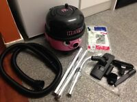 Refurbished numatic Henry hetty Hoover vacuum cleaner