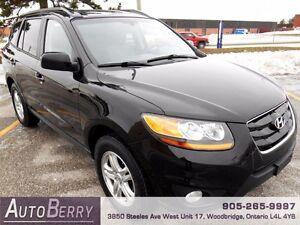 2011 Hyundai Santa Fe GLS **CERT ETEST ACCIDENT FREE** $9,699
