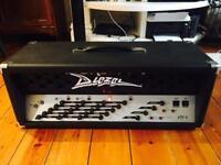 Diezel VH4 all valve tube 100w guitar amplifier head