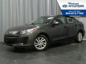 2012 Mazda MAZDA3 GS-SKY *Heated Seats