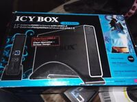 Icy box 3.5 external hdd enclosure with usb 3.0