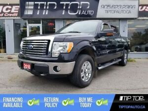 2010 Ford F-150 XLT ** 5.4L V8, 4x4, Crew Cab, Well Equipped **