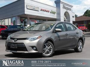 2014 Toyota Corolla LE | SUNROOF | ALLOYS | CLEAN CARPROOF!