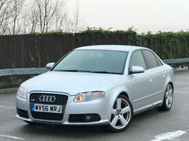 Audi A4 2.0 TDI S-LINE 4dr 2006 (Full Service History, Good Condition)