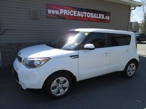 2016 Kia Soul COMES WITH EXTRA SET OF RIMS AND TIRES!!!
