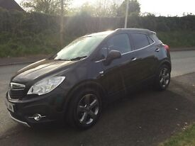 Vauxhall mokka 1.4 Turbo SE for sale £9,950 ono