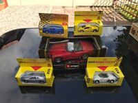 collectable toy cars