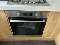 Indesit fan oven like new