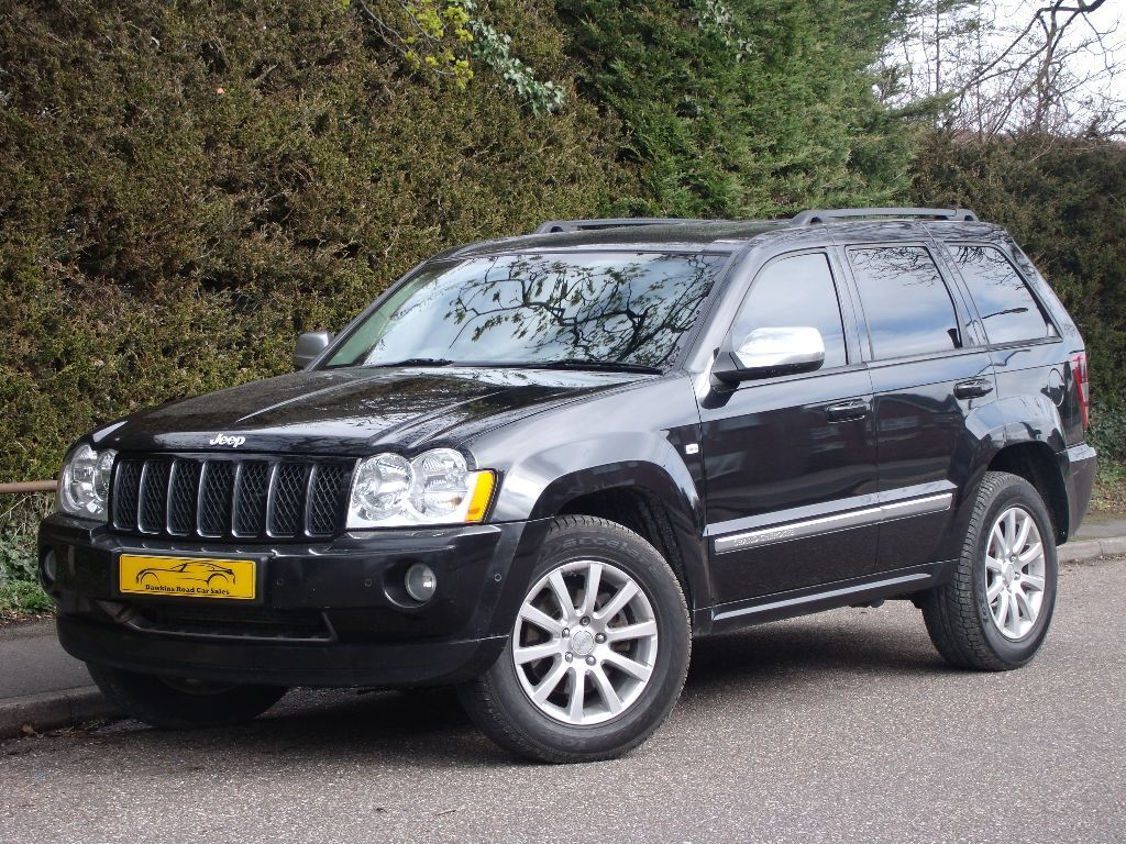 2006 jeep grand cherokee overland 3 0 diesel engine sat. Black Bedroom Furniture Sets. Home Design Ideas