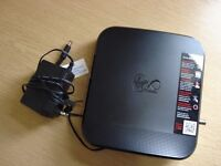 Netgear router/modem virgin superhub 2, dual band wifi.