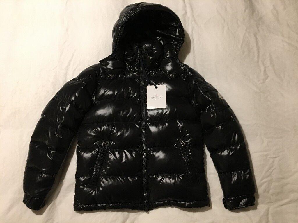 613fbdc116bc Genuine Mens Moncler Maya Down Jacket Coat - Brand New with ...