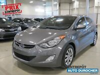2012 Hyundai Elantra GL( air clim, cruise, groupe élect.,finance