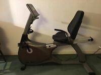 Vision Fitness R2200 Recumbent Exercise Bike