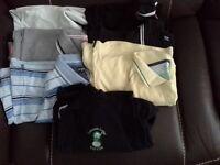 T-shirts (part 3): Assorted men's t-shirts (7) good condition. XL & XXL.