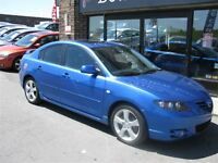2005 Mazda MAZDA3 AUTO!!! LOADED!!! GT!!! ROOF!!! ALLOYS!!! City of Toronto Toronto (GTA) Preview