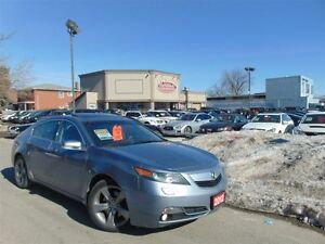 2012 Acura TL SH-PREM PKG - ALL WHEEL DRIVE