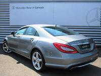 Mercedes-Benz CLS CLS350 CDI BLUEEFFICIENCY AMG SPORT (silver) 2014-05-09