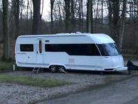 c0c7180e48 Hobby caravan in West Yorkshire
