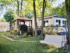 139 900$ - Maison mobile à vendre à Beauharnois (Maple Grove)