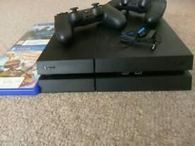 Sony PlayStation 4 ‑ 500 GB ‑ Jet Black