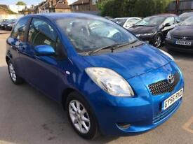 Toyota Yaris 1.3 T3 Multimode 3dr lovely condition