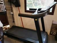 Roger black platinum motorised treadmill