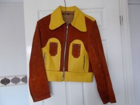 Retro 1970s ladies jacket