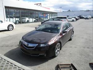 2012 Acura TL 3.7 SH-AWD | TECH PACK | LEATHER | NAVI