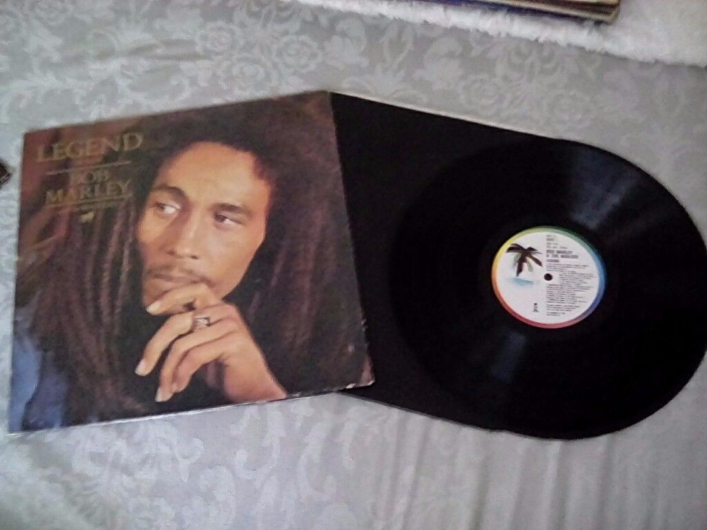 Bob Marley Legend Album