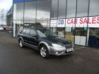 2007 07 SUBARU OUTBACK 2.5 SE AWD 5D 165 BHP **** GUARANTEED FINANCE ****