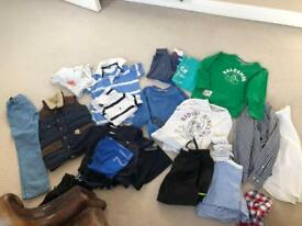 Boys clothes bundle 5-6yrs. Joules, Ralph Lauren, Crew, Grant, Fat Face.