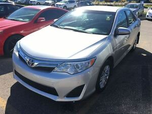 2013 Toyota Camry LE Auto Camera Bluetooth Cruise A/C Keyless