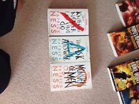 Patrick Ness - Set of 3 Books