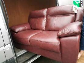 Stokers Violino Belaggio 2 seater & Power Recliner chair. MRP 2k, New condition