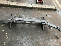 03 BMW E46 CONVERTIBLE FRONT SLAM PANEL