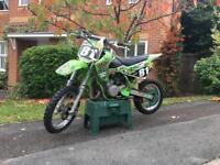 Kawasaki KX65 Dirt bike