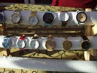NEW MENS AND LADIES WATCHES