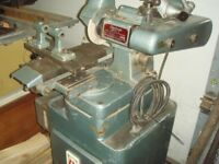 Clarkson tool grinder