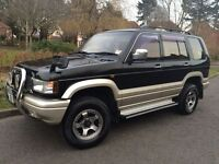 Isuzu Trooper 3.1 TD 4x4 5 door