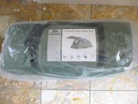 BRAND NEW TRESPASS 5 MAN GREEN TUNNEL TENT *NEW IN PACK / UN-USED* RRP £149! *BARGAIN*